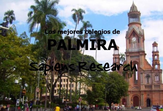 Ranking de los mejores colegios de Palmira 2019-2020