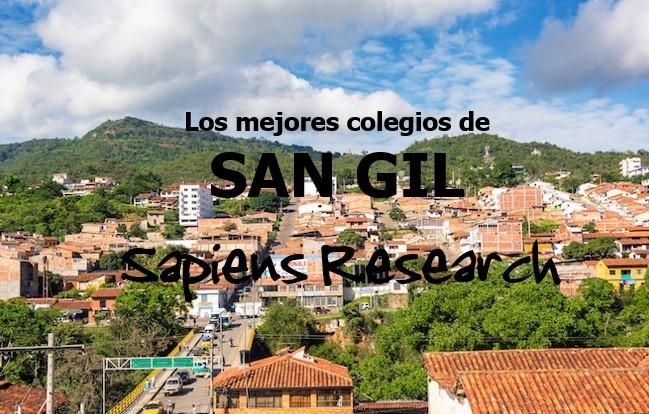 Ranking de los mejores colegios de San Gil 2019-2020