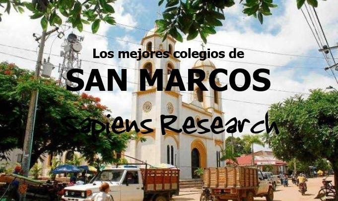 Ranking de los mejores colegios de San Marcos 2019-2020