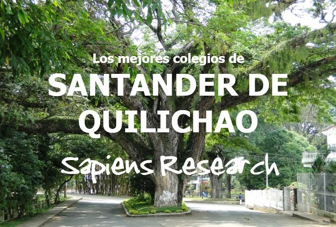Ranking de los mejores colegios de Santander de Quilichao 2019-2020