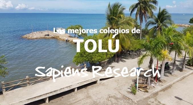Ranking de los mejores colegios de Tolú 2019-2020