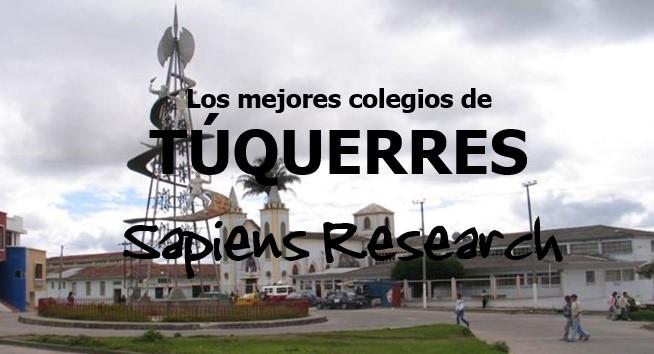Ranking de los mejores colegios de Túquerres 2019-2020