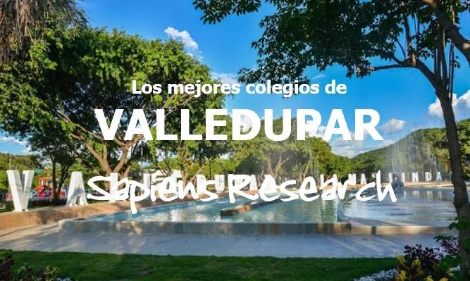 Ranking de los mejores colegios de Valledupar 2019-2020