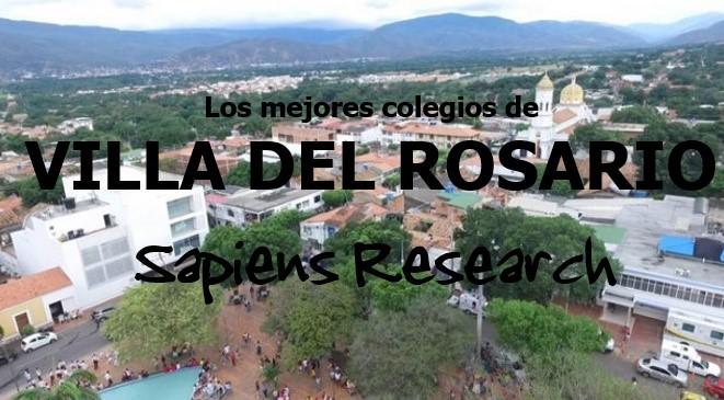 Ranking de los mejores colegios de Villa del Rosario 2019-2020