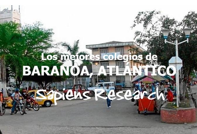 Los mejores colegios de Baranoa, Atlántico