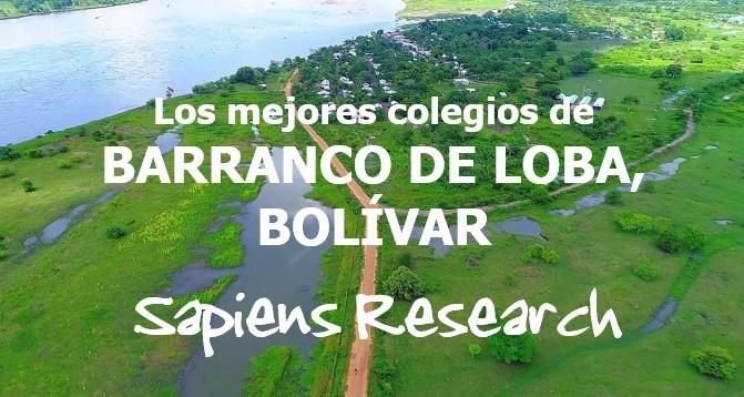 Los mejores colegios de Barranco de Loba, Bolívar