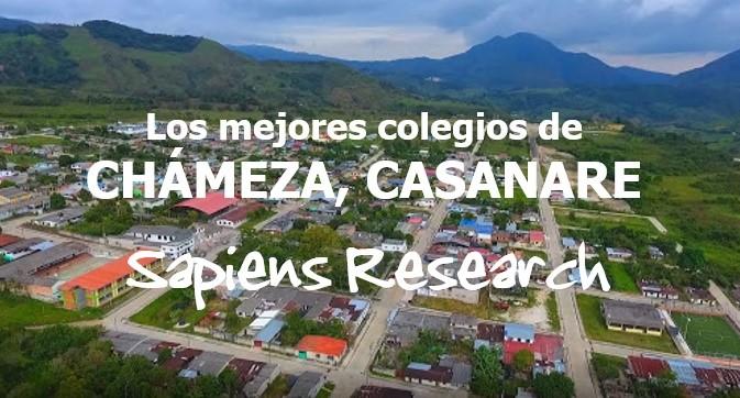 Los mejores colegios de Chámeza, Casanare