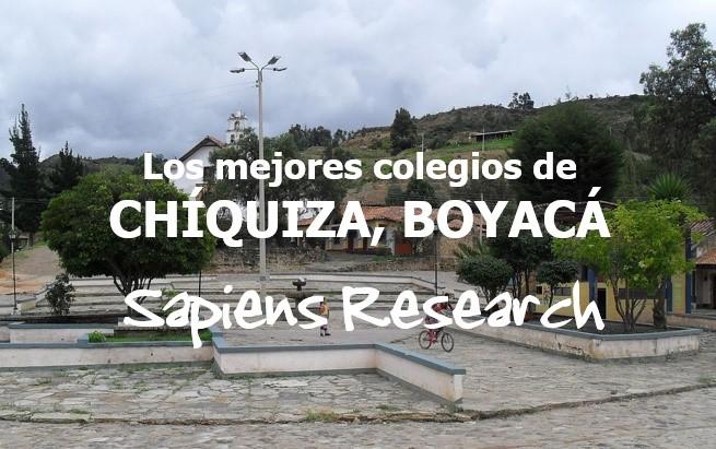Los mejores colegios de Chíquiza, Boyacá