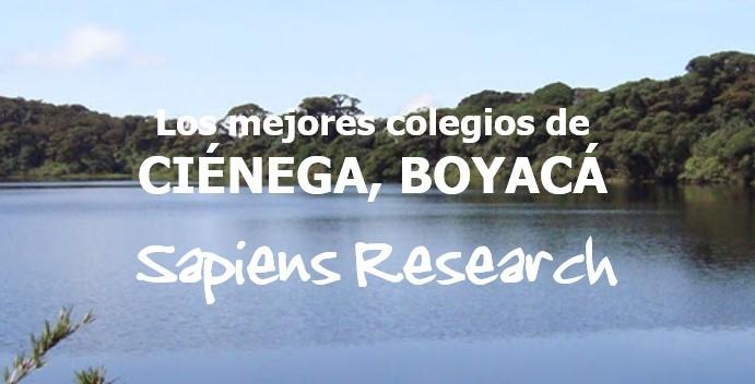 Los mejores colegios de Ciénega, Boyacá