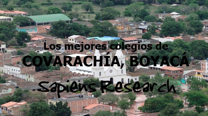 Los mejores colegios de Covarachía, Boyacá