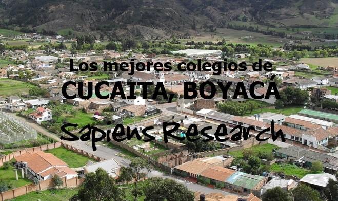 Los mejores colegios de Cucaita, Boyacá