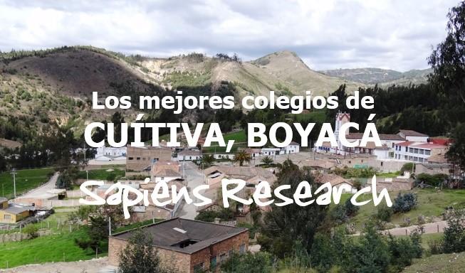 Los mejores colegios de Cuítiva, Boyacá