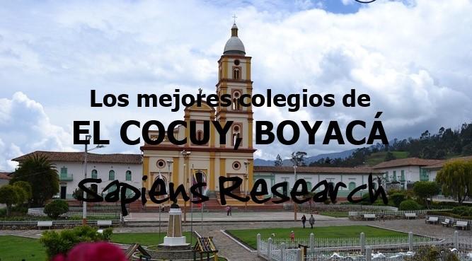 Los mejores colegios de El Cocuy, Boyacá