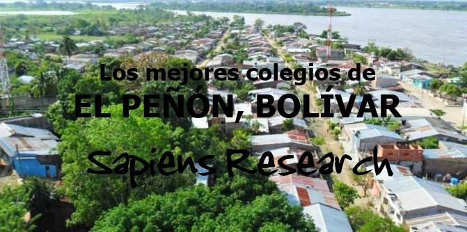 Los mejores colegios de El Peñón, Bolívar