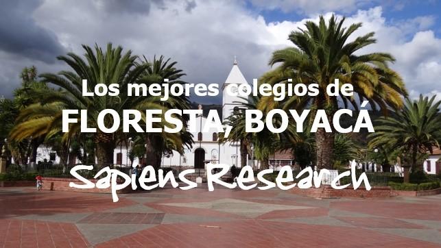 Los mejores colegios de Floresta, Boyacá