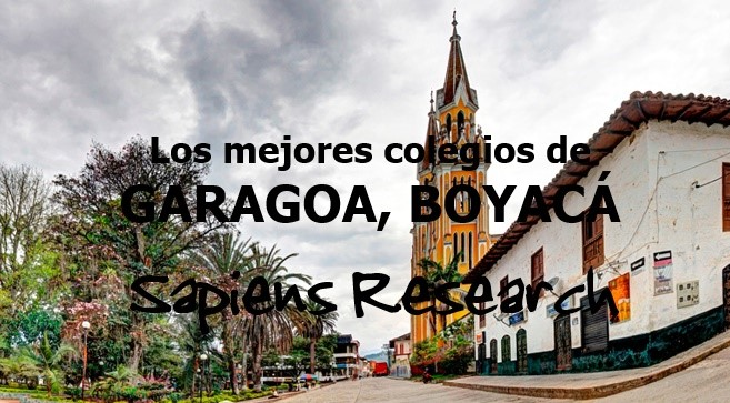 Los mejores colegios de Garagoa, Boyacá