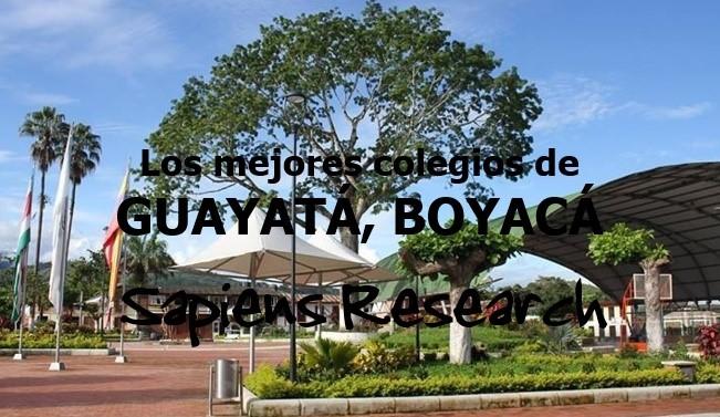 Los mejores colegios de Guayatá, Boyacá