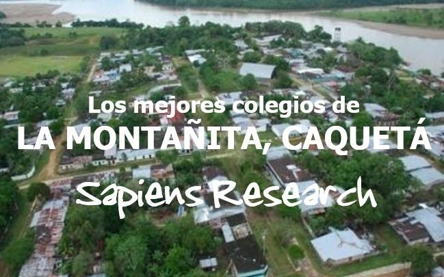 Los mejores colegios de La Montañita, Caquetá