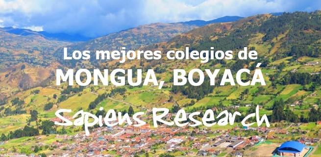 Los mejores colegios de Mongua, Boyacá