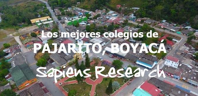 Los mejores colegios de Pajarito, Boyacá