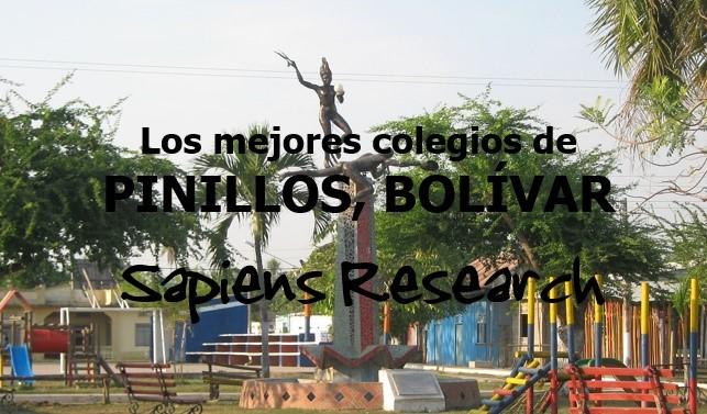 Los mejores colegios de Pinillos, Bolívar