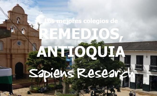 Los mejores colegios de Remedios, Antioquia