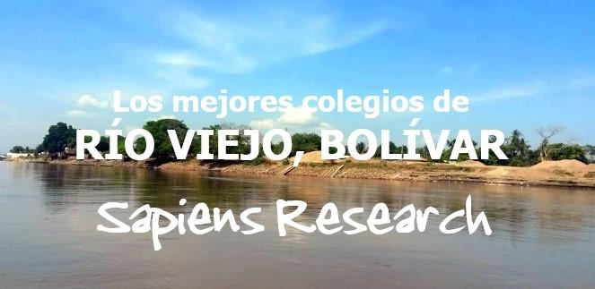 Los mejores colegios de Río Viejo, Bolívar