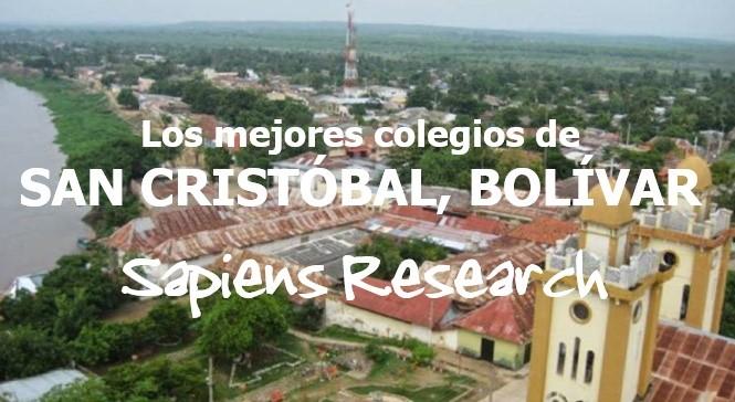 Los mejores colegios de San Cristóbal, Bolívar