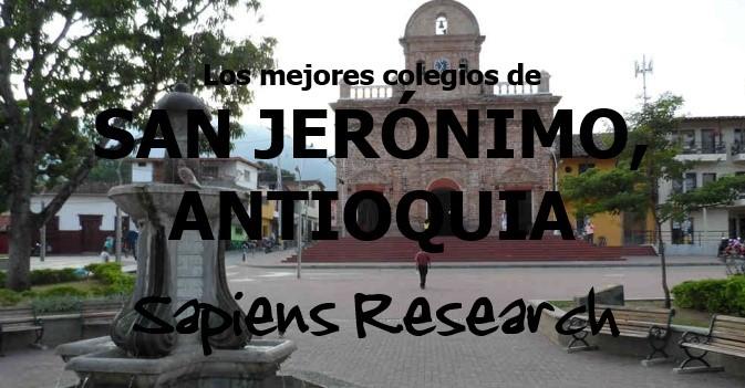 Los mejores colegios de San Jerónimo, Antioquia