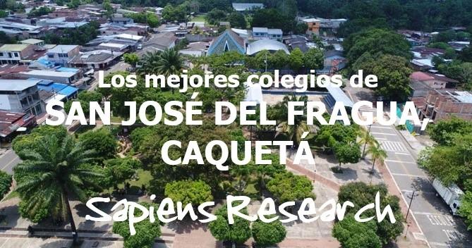 Los mejores colegios de San José del Fragua, Caquetá