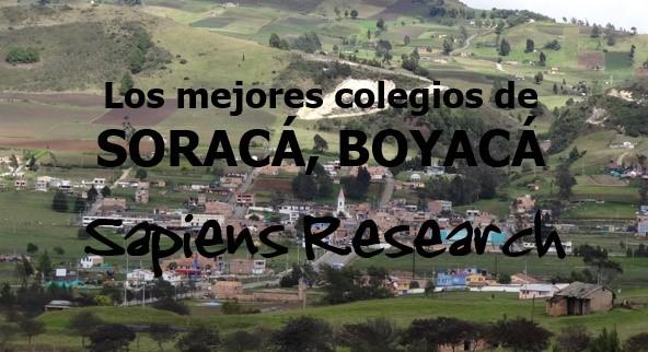 Los mejores colegios de Soracá, Boyacá
