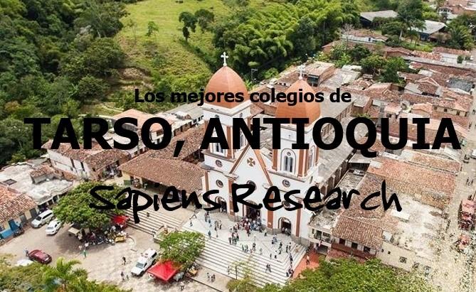 Los mejores colegios de Tarso, Antioquia