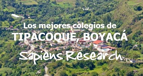 Los mejores colegios de Tipacoque, Boyacá