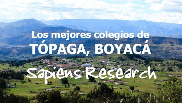 Los mejores colegios de Tópaga, Boyacá