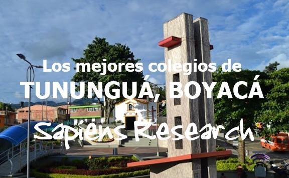 Los mejores colegios de Tununguá, Boyacá