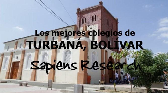 Los mejores colegios de Turbaná, Bolívar