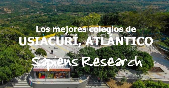 Los mejores colegios de Usiacurí, Atlántico