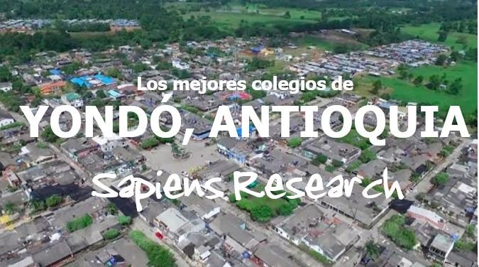 Los mejores colegios de Yondó, Antioquia
