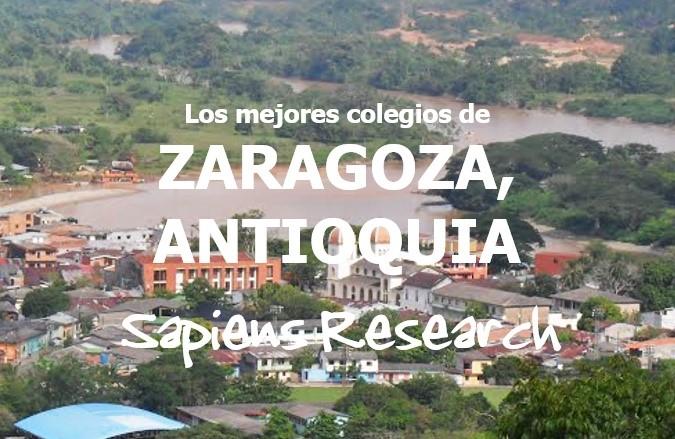Los mejores colegios de Zaragoza, Antioquia