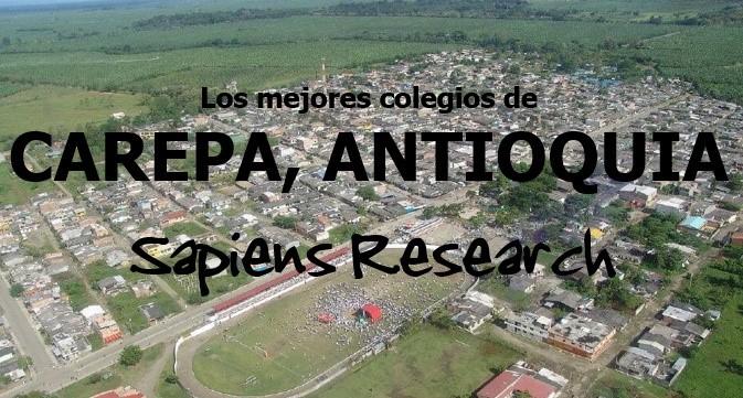 Los mejores colegios de Carepa, Antioquia