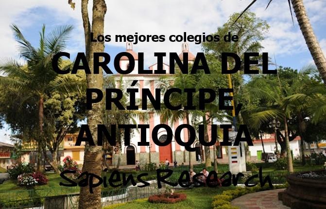 Los mejores colegios de Carolina, Antioquia
