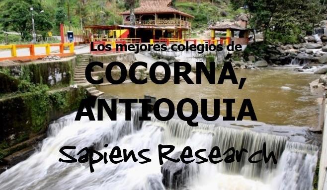 Los mejores colegios de Cocorná, Antioquia
