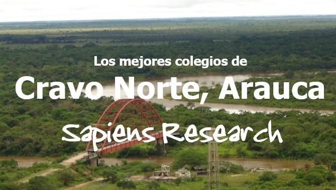 Los mejores colegios de Cravo Norte, Arauca