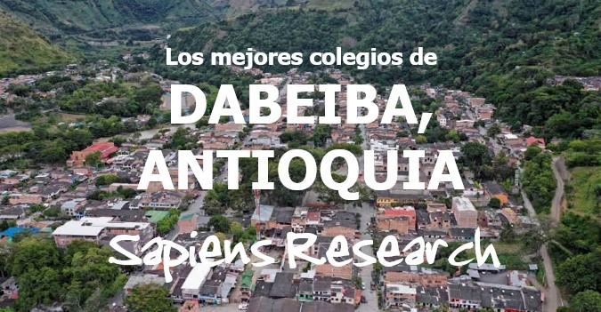 Los mejores colegios de Dabeiba, Antioquia