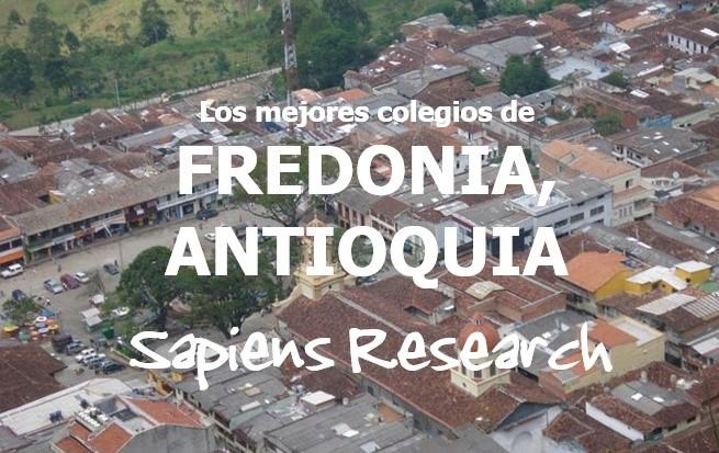 Los mejores colegios de Fredonia, Antioquia