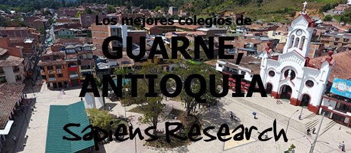 Los mejores colegios de Guarne, Antioquia