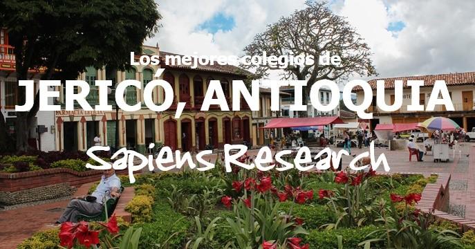Los mejores colegios de Jericó, Antioquia