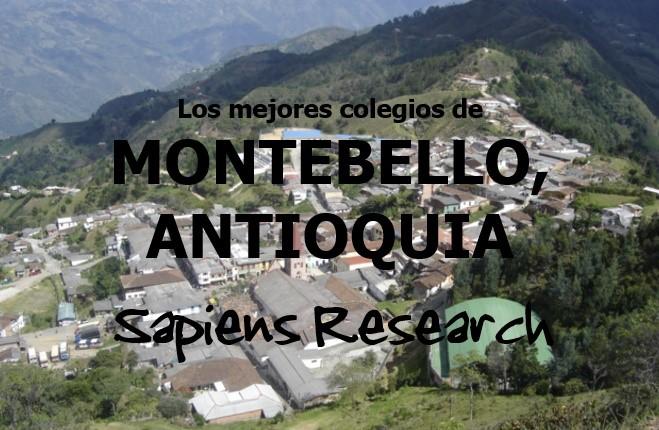 Los mejores colegios de Montebello, Antioquia