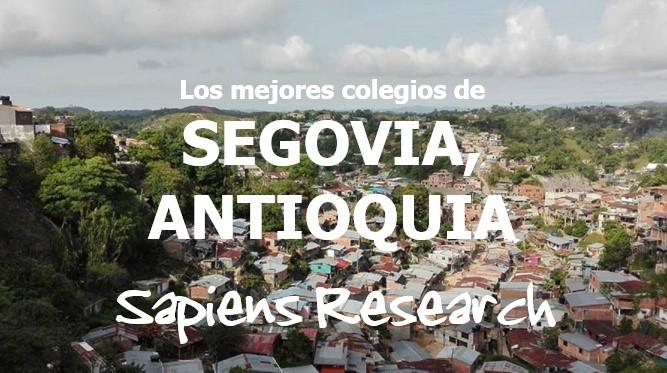 Los mejores colegios de Segovia, Antioquia
