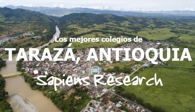 Los mejores colegios de Tarazá, Antioquia